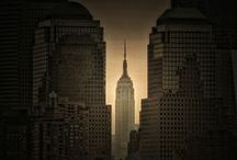 Manhattan Chauvinism / The legend of New York City through pictures / by Riccardo Corato