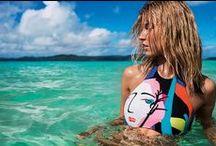 Swimwear Inspiration / Inspiring designs, photo shoots, editorials, patterns, and vibes.