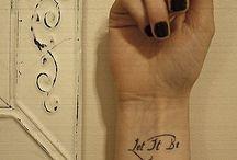 Tattoo / by Marianna Cardona