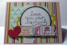 Cards: SSS January 2014 / by Cindi Lynch