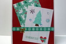 Cards: SSS November 2014 / by Cindi Lynch