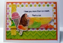 Cards: SSS August 2014 / by Cindi Lynch