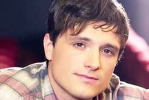 Josh Hutcherson / Even though I'm older than Josh I know a great actor and handsome man when I see him. / by Crystal Dorband