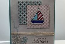 Cards: SSS July 2015 / by Cindi Lynch