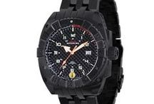 Warrior Watch / Warrior series of MTM Special Ops tactical watches