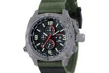Cobra Watch / Cobra Series of MTM Special Ops tactical watches