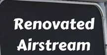 Airstream DIY Renovations / DIY Projects & Renovations inside of Airstream Travel Trailers and Other RVs. #diy #renovation #repairs #airstream #airstreamliving #airstreamlife #rv #homedecor #decorating
