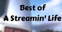 Best of A Streamin Life / Best content from A Streamin Life blog and Youtube Channel. Airstream living and travel adventures. #airstream #fulltimerv #rving #tinyliving #adventure #vlog