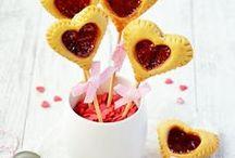 Recettes Saint Valentin / Recettes pour la Saint Valentin : tout pour un menu de la Saint Valentin sans cuisiner. Un repas romantique pour une soirée en amoureux ? Facile...