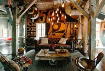 Interior Design & Home Decor / Beautiful interior structures but also the little things that fill them. :) / by Samantha Kibler
