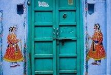 The Humble Door #1 / Doors * Doorways * Portals ★ See More at The Humble Door #2 ★  / by Lisa ★ Berry