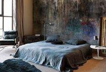 bedrooms & bathrooms / by Rachelle Immelman