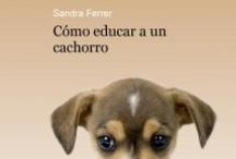 Libros de educación canina / Libros recomendados de educación canina escritos por Sandra Ferrer, experta en educación canina.