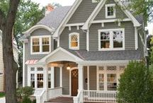 Dream Home / by Lesley Ziegler