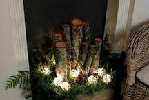 Seasonal Decor / by Lesley Ziegler