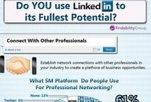 LinkedIn / by Sheri Gauthier | Social Media Marketing