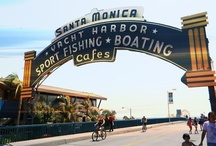 Santa Monica, My Home Town / by Jeanie Marshall