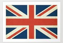 Anglophile / by Lesley Ziegler