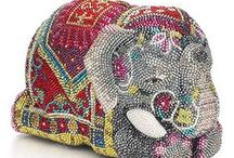Judith Leiber Animal Clutch Bags  / by Kimberly Carr Covell
