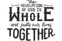 a Palavra viva / as palavras do meu Criador e maior inspiração na vida: Jesus