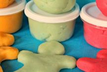 Ian - Play Dough / Time for play dough fun. / by Cynthia Willhite