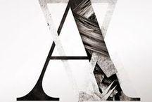 tipografia / letras, uma mais linda que a outra!