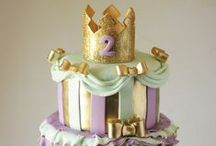 Princess Party / Ideas for princess parties - whether it's your favorite Disney princess or a girly generic princess.  Cakes, cupcakes, cookies, cake pops, and decoration ideas. / by RoseBakes.com