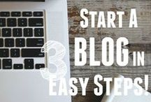 Blogging / Tips on how to launch a blog and make money with it. / by RoseBakes.com