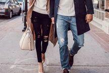 estilo a dois / tem coisa mais linda que um casal em harmonia até na roupa?