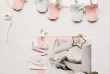 DIY: Scrapbooking / Wunderschöne Scrapbooking Ideen. //   Sticker   Stanzen   Malen   Zeichnen   Basteln   Kleben   Fotos   Dekoration