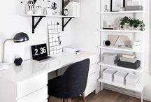 Home: Büro & Arbeitsplatz / Home Office Einrichtung und Dekoration für einen aufgeräumten, inspirierenden Arbeitsplatz. //   Büro   Bloggen   Wohnen   Wohnung   Motivation