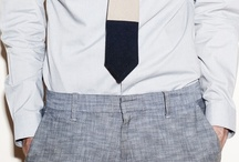 tie pinspiration / for my fictional menswear line