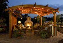 Beautiful Backyards / by Christie Will