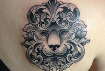 tattoos / by Suzette Angell-Burns