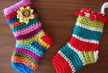 Knitting, Crocheting, etc. / by Leesa Lieffring