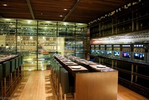 Beautiful Cellars / Wine Cellars Of All Shapes & Sizes That We Admire.