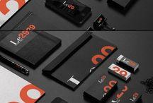 GDesign l Branding l Identity / Creative brand identity l marketing l pósters  / by Fabiola Viñas