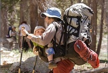 getting outdoors / western US hiking, backpacking, and site-seeing adventures   / by Lindsey Churchill