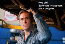 The Ryan Gosling Series and Other Original Memes / by CoverHound