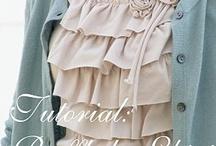 DIY Clothes Conversion / by Judy Hanses