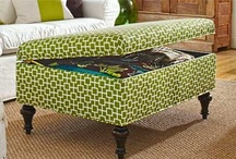 DIY Furniture / by Judy Hanses