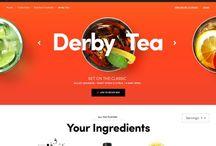 web design / Visual Inspiration web sites / by Fabiola Viñas