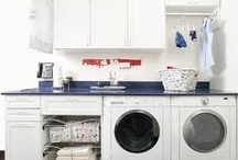 laundry room / by Kelly Murphy
