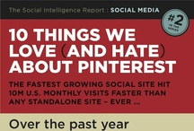 Pinterest Infographics - #infographic / If not yet convinced about Pinterest, have a look at some of the #infographics on this board. / by ┌─Step Input─┘ ☼Brilliant☼ Digital Agency