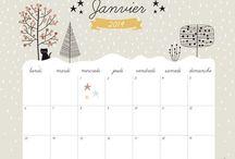Calendars~ / by Jenny