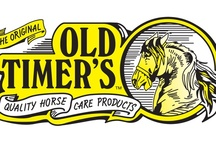 Old Timer's Equine / Old Timer's Equine.  The Past Comes To The Present.  Over 100 years of equine care.  Because we love them too.