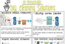 Cleaning / by Jenny