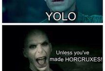 Harry Potter! / by Jenny