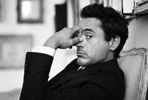 RDJ / All things Robert Downey Jr. / by Veronica W