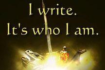 Writing / by Bonnie Reynolds